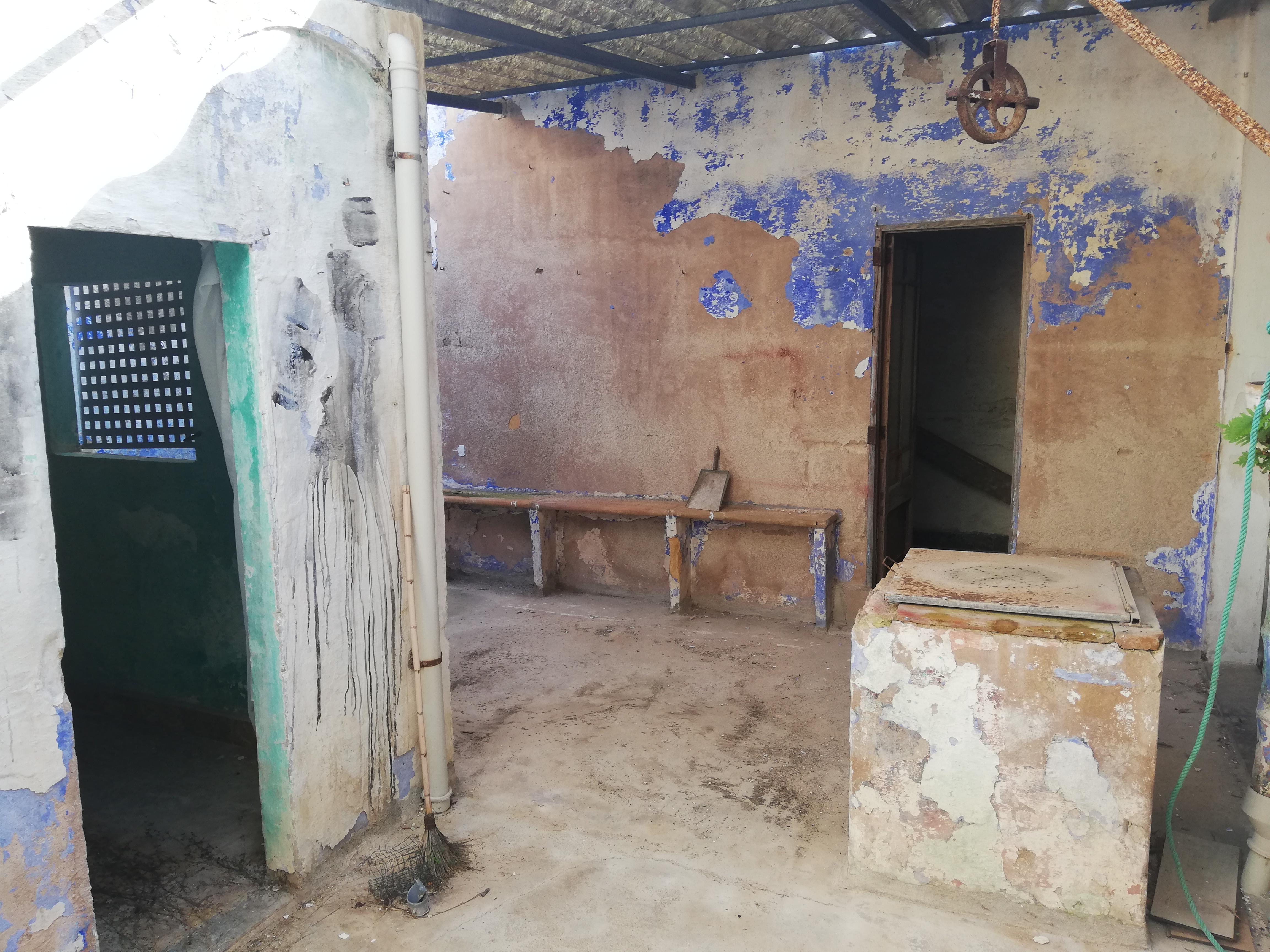 Casa de pueblo con patio en buena zona. Manacor. Ref. 4004