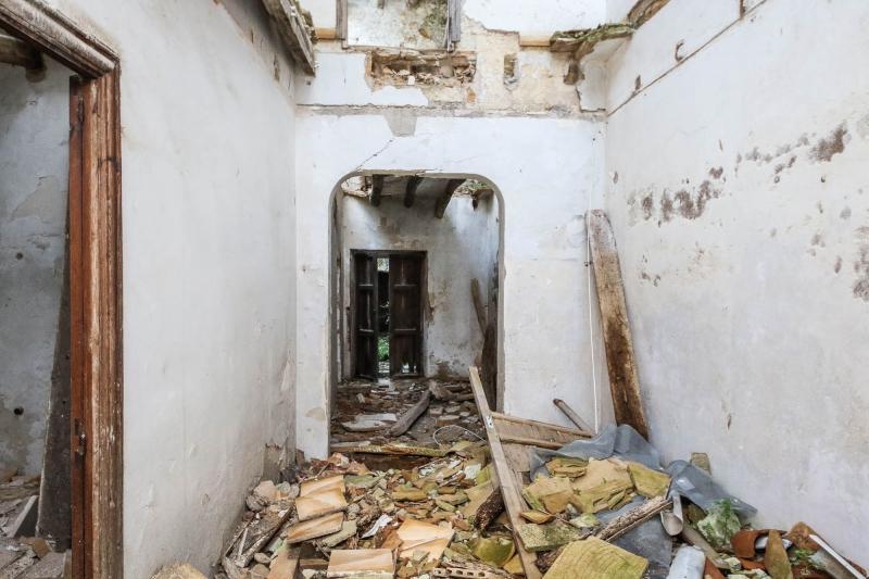 Casa a reformar en Manacor con patio. Ref. 4012